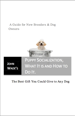 Puppy Socialization Book Cover