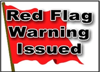 Cane Corso Red Flags